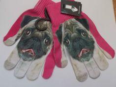 Pug gloves
