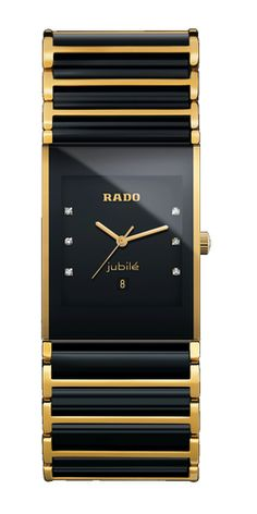 Rado Integral – versatile luxury watch made of high-tech ceramics