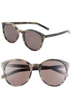 Yves Saint Laurent Retro Sunglasses