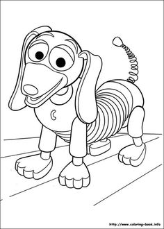 Toy Story 3 coloring picture