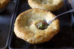 better chicken pot pies   smittenkitchen.com