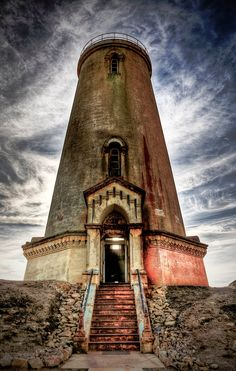 Piedras Blancas Lighthouse, Ca