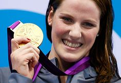 I love Missy! I can't belive she won so many medals at 17!