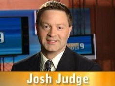 Josh Judge, meteorologist. Click on picture to view bio.
