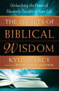 Book Review: The Secrets of Biblical Wisdom by Kyle Searcy  http://www.cherylcope.com/book-review-the-secrets-of-biblical-wisdom-by-kyle-searcy