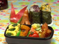 bento lunch, lunch boxes, potato salads, food, cooked vegetables, lunch box recipes, dog, box lunches, boxed lunches