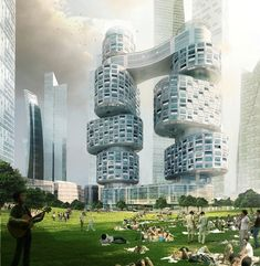 velo towers proposal