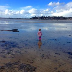 Tide Out - Sandbanks