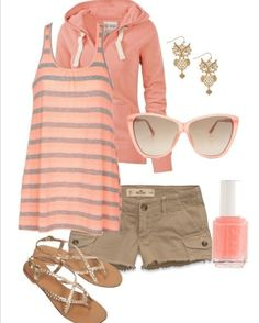 Love the coral!!