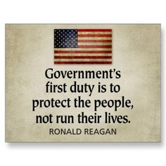 Ronald Reagan Quotes Postcards