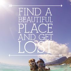 Travel Quote : http://garrettgee.me/blog/how-weve-made-tahiti-a-yearly-tradition/