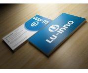 Huisstijl en logo voor Lu-inno