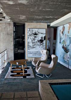 A Photographer'S Home Near Cape Town