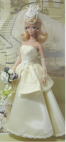 bride doll, Bridal Boutique