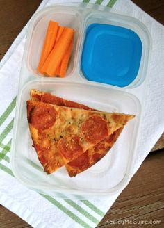 Leftovers packed for lunch with @EasyLunchboxes