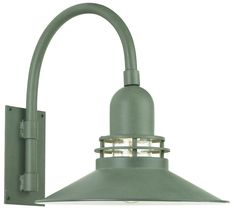 The Newport Wall Sconce via @Barn Light Electric Co.