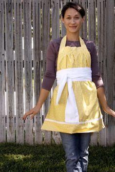 delia creat, inspiration, quilt, pattern, pearl apron, pearls, aprons, pumps, apron tutori