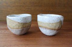 bowl, beauti ceram, cups, ceramics, ceram inspir, shino takeda