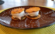 Sweet potato smores!!!