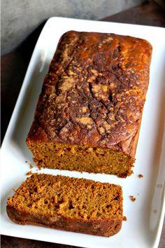 crock pot, crockpot, pumpkin bread, bread recipes, pot pumpkin