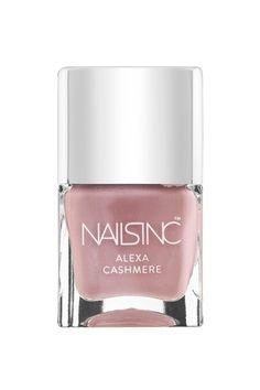 Alexa Cashmere polish... LOVE the name ;)