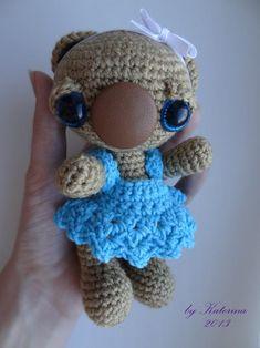 Crochet Amigurumi Accessories : Amigurumi (clothing, accessories .. ) on Pinterest ...