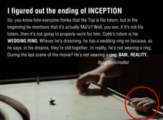 Inception ending