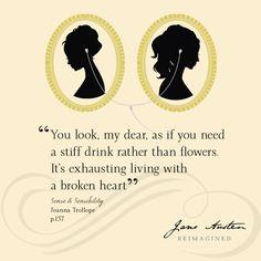 favourit quot, 10th octob, quotes, joanna trollop, sens sensibl