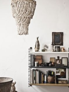 Muriel Bardinet's home in Brussels - via Coco Lapine Design