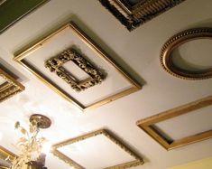Ceiling decor ideas #ceilingdecor #weddingideas
