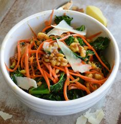 Kale Stir Fry | Twin Tough