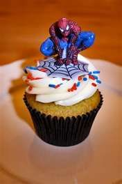Image Search Results for spiderman cupcakes
