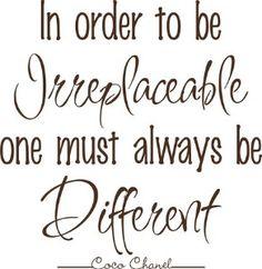 #CocoChanel #Quote