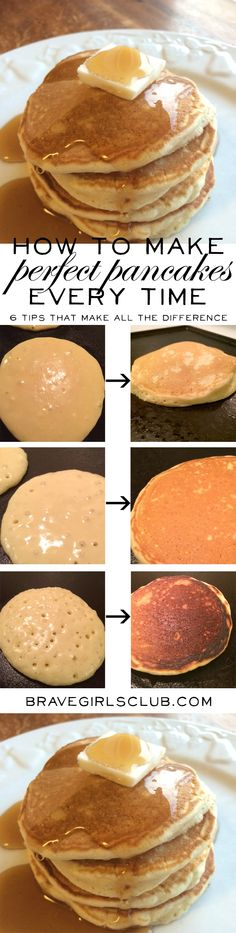 Perfect Pancakes...t