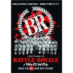 Battle Royale 2000, a Japanese movie.