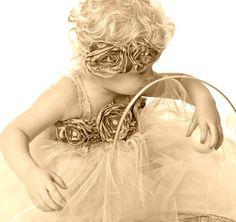 tutu dress flower girl tutu dress