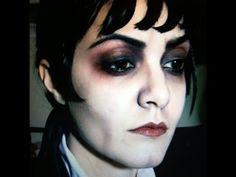 DARK SHADOWS 'BARNABAS COLLINS' (Johnny Depp) inspired makeup tutorial by Krystle Tips johnny depp, tim burtan, makeup tutorials, johnni depp, depp style, thing tim, barnaba collin, dark shadows, halloween parti
