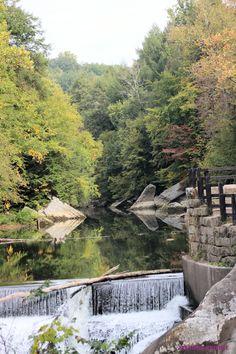 """A Fall Day at the Mill"" Photo Credit: Jennifer Krieble Portersville, PA"