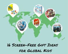 16 Screen-Free Toys for Global Kids