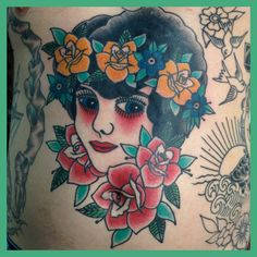 Little linda on pinterest tattoo artists inked girls for Little linda tattoo