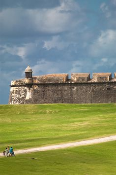 Castillo San Felipe del Morro. Viejo San Juan, Puerto Rico.