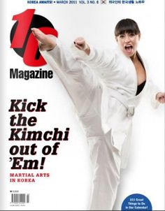 Me... in a cover of 10 Magazine...yeah!