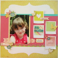 So Cute-Lucky 8 Punch #wermemorykeepers #scrapbooking #paperpunches #lucky8