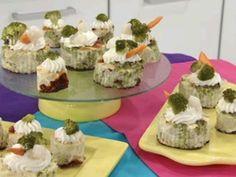 Muffins de coliflor y brócoli | Recetas | Utilisima.com