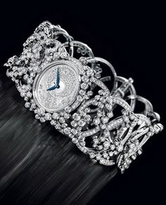 diamond-watch-fashionable watches for ladies