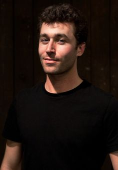 James Deen. Yes, I know what he does for a living. No, I don't care.