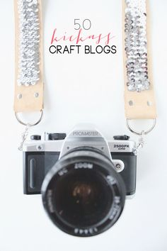 50 kickass craft blogs - awesome round-up! | A Subtle Revelry