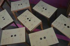 "Sixay Furniture ""pimp my desk"" contest by Judit Kaposztas, via Behance"