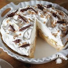 Classic Banoffee Pie from Eagle Brand�