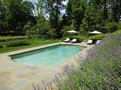 An expansive newly updated patio displays the 6+ acres of gorgeous meadows and gentle namesake stream below. Backyard you'll also find a large swimming pool surrounded by lavender. Greenwich, CT Coldwell Banker Residential Brokerage $4,950,000